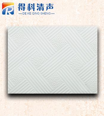 白色PVC天花板-012