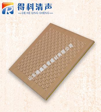 硅酸钙复合吸音板