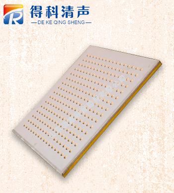 硅酸钙穿孔石膏板