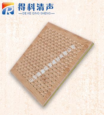 复合吸音石膏板
