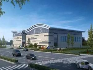 武汉市未来科技羽毛球馆